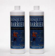 Twin-pack of Mosquito Barrier